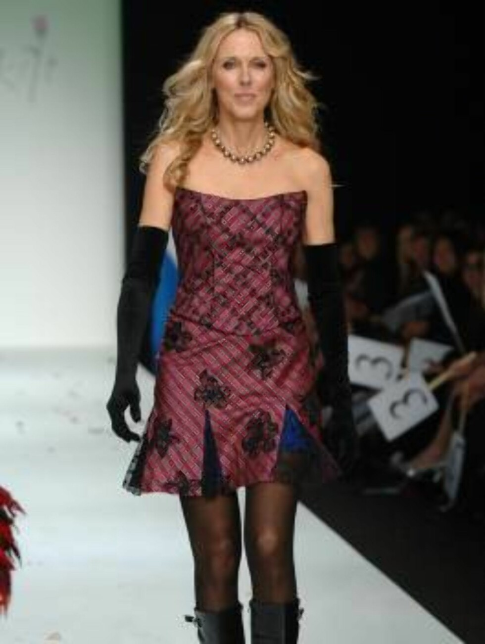 LOS ANGELES 2006-10-14  Alana Stewart attends the 2006 Dressed to  Kilt, an evening of Scottish fashion to kick-off the Mercedes-Benz fashion week. Los Angeles, October 14, 2006. (Pictured: Alana Stewart ).   Photo: Lionel Hahn/AbacaUsa  Code: 4001/A34213 Foto: Stella Pictures