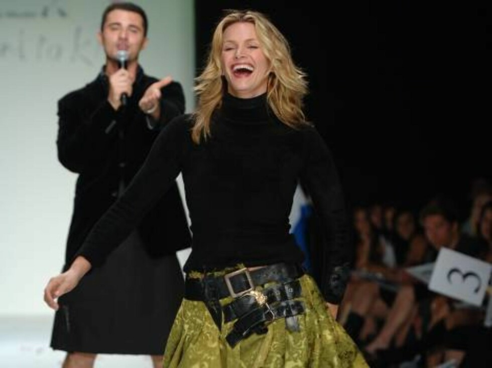 LOS ANGELES 2006-10-14  Darius Danesh and Natasha Henstridge attends the 2006 Dressed to  Kilt, an evening of Scottish fashion to kick-off the Mercedes-Benz fashion week. Los Angeles, October 14, 2006. (Pictured: Darius Danesh and Natasha Henstridge ).    Foto: Stella Pictures