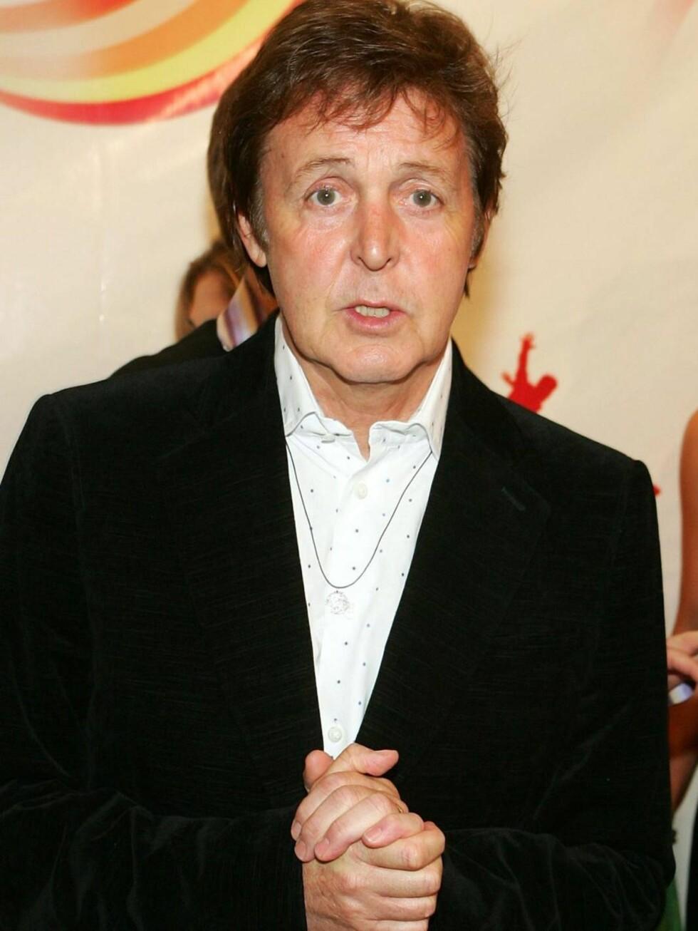 SYK: Ifølge Heather, er Paul McCartney både fysisk voldelig og hevngjerrig. Foto: All Over Press