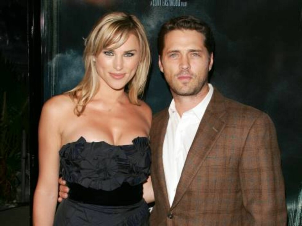 """Jason Priestley at the premiere of """"Flags of our Fathers"""" in Beverly Hills, California, October 9, 2006.   Photo: Juan Rico/Fame Pictures Code: 4002  COPYRIGHT STELLA PICTUR Foto: Stella Pictures"""