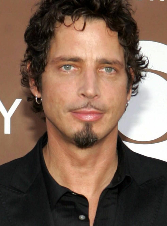 ROCKER: Chris Cornell er best kjent som vokalist i Audioslave. Foto: AP