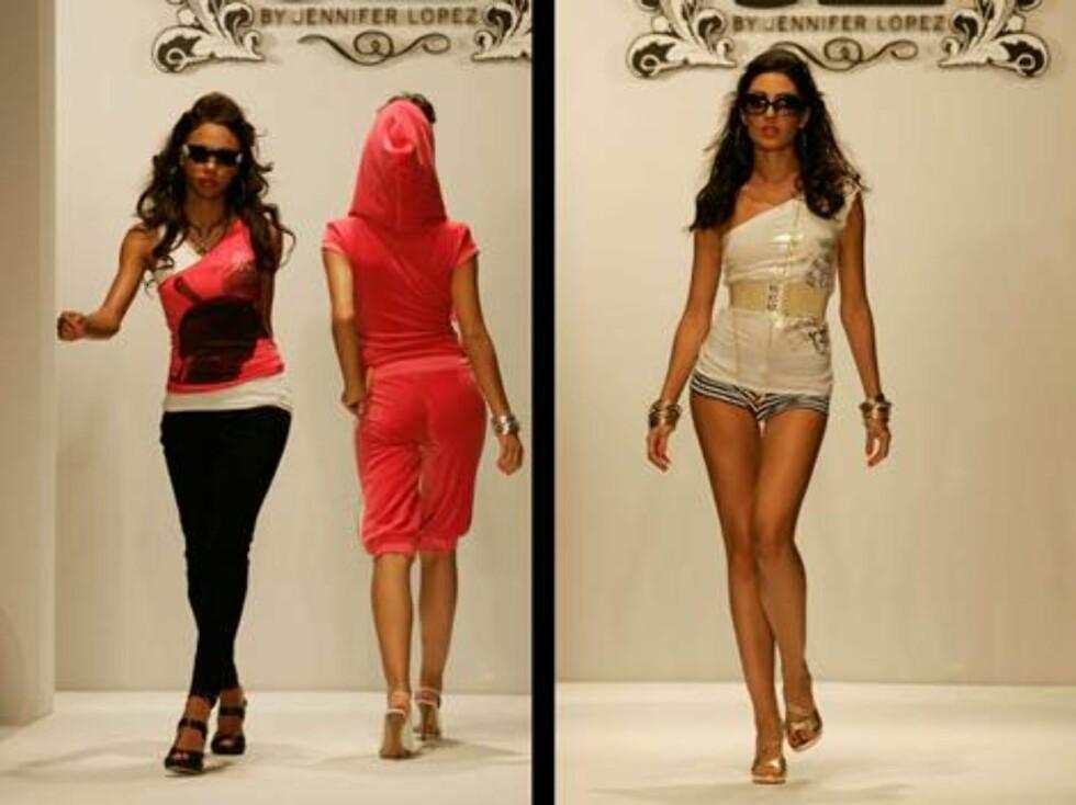 TRENDY: Jennifer Lopez oppfordrer damene til å satse på en urban stil neste sommer. Foto: AP
