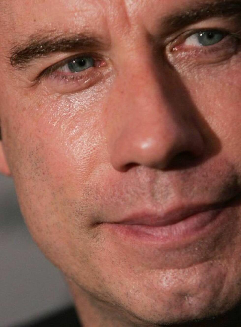 FIKK BLI: John Travolta var den eneste som ikke fikk sparken fra Dallas. Foto: All Over Press