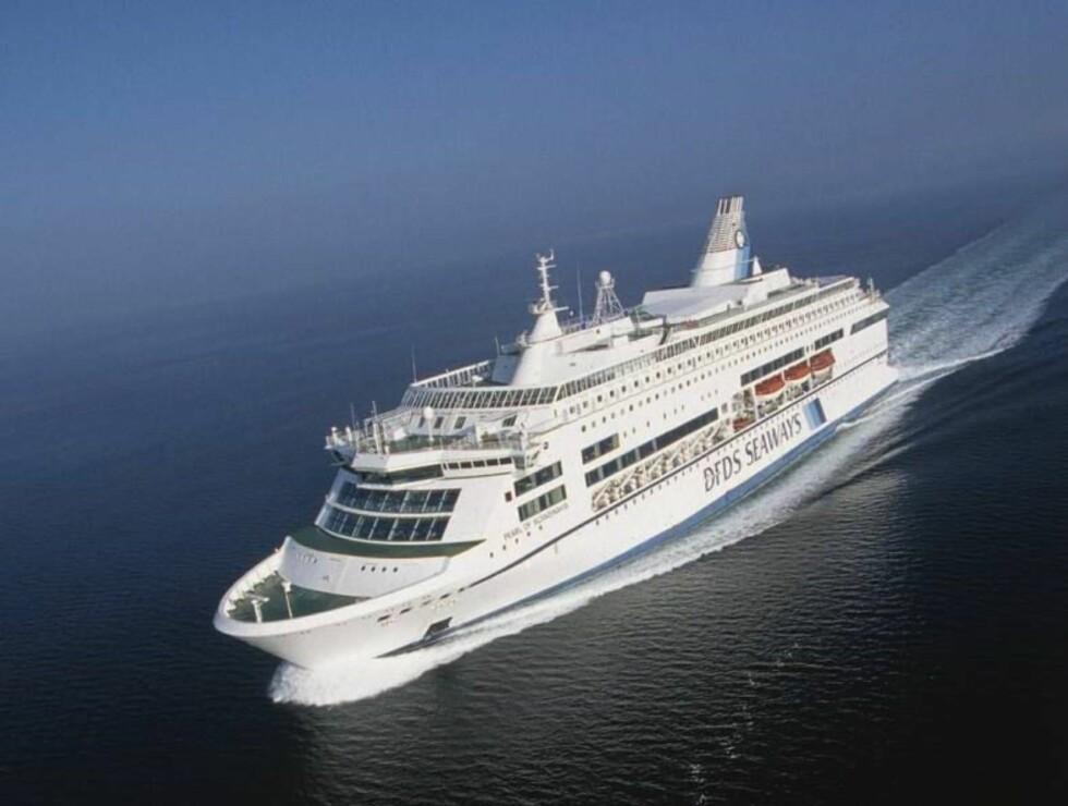 Oslo - København med DFDS MS Pearl of Scandinavia
