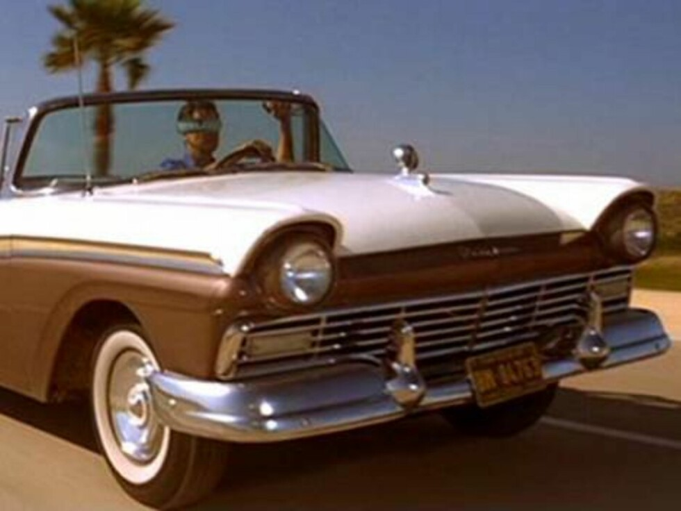 FORD FAIRLANE: Die Another Day.
