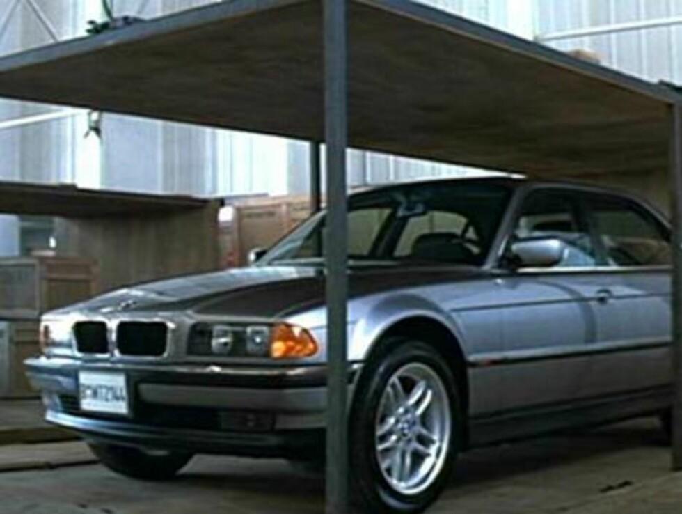 BMW 750 iL: Tomorrow never dies.