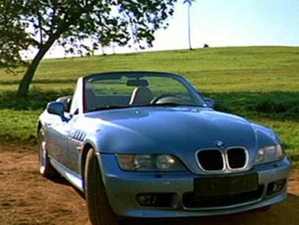 BMW Z3: Goldeneye.