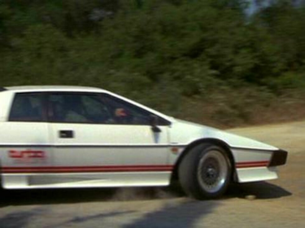 LOTUS ESPRIT: For Your Eyes Only