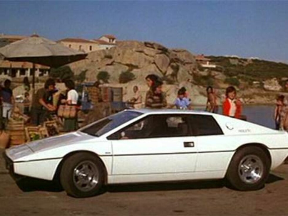 LOTUS ESPRIT: The Spy who Loved Me.