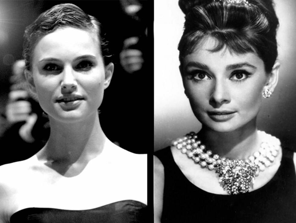 """LIKE: Flere magasiner har omtalt Natalie som """"vår tids Audrey"""". Foto: AP/Scanpix"""