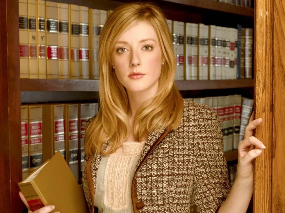 CLOSE TO HOME: Jennifer Finnigan spiller advokaten Annabeth Chase i TV3-serien. Foto: TV3