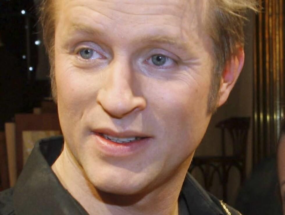 FERDIG: Tom A. Haug som spilte Rolv tidligere tror det kanskje er på tide at serien gir seg. Foto: Se og Hør