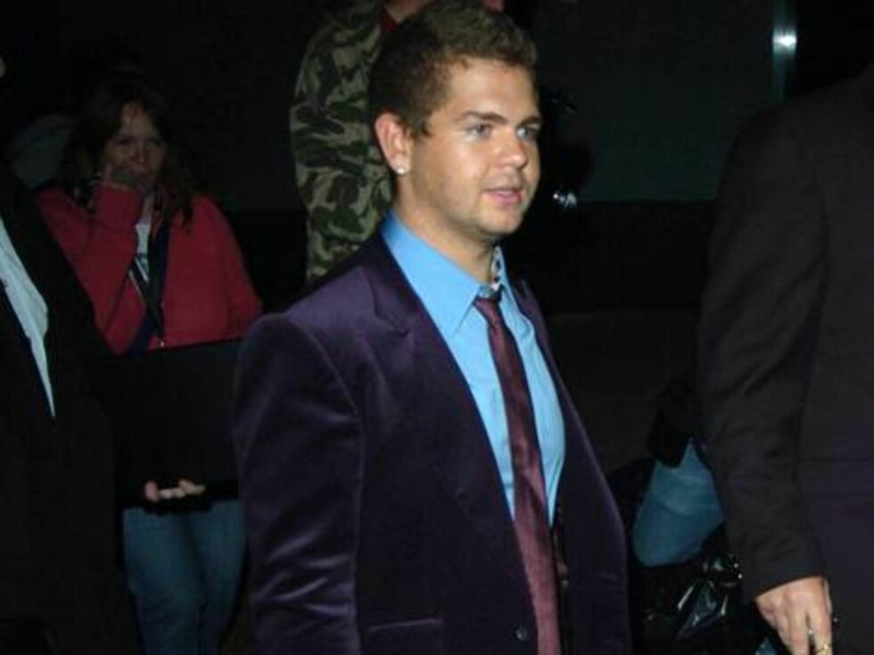 Jack Osbourne at Ashlee Simpson's 22nd birthday party, held at the Embassy club in London, October 11, 2006.  Photo: Charlie Pycraft/YD Image Code: 4028   COPYRIGHT STELLA PICTURES Foto: Stella Pictures