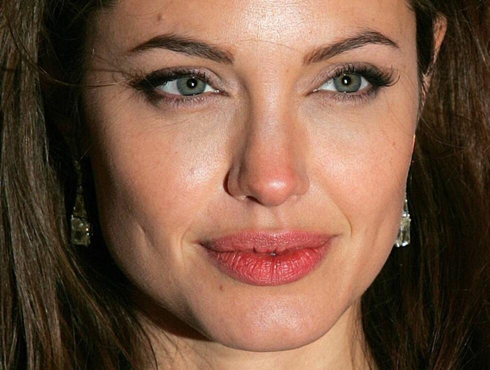 ÅPEN: Angelina er svært åpen om sin seksualitet. Nå forteller hun hva hun virkelig savner ... Foto: AP