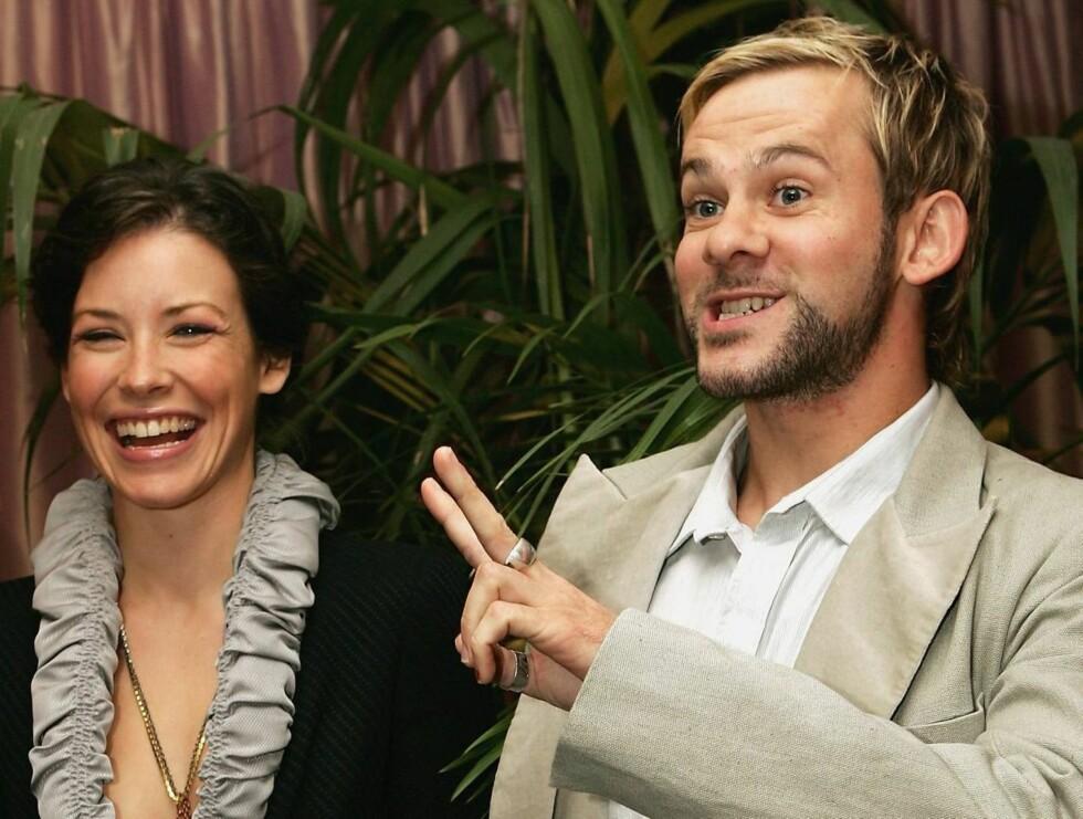 """SAMMEN: Du kjenner dem kanskje best som Kate og Charlie i """"Lost"""". Nå blir det bryllup! Foto: All Over Press"""