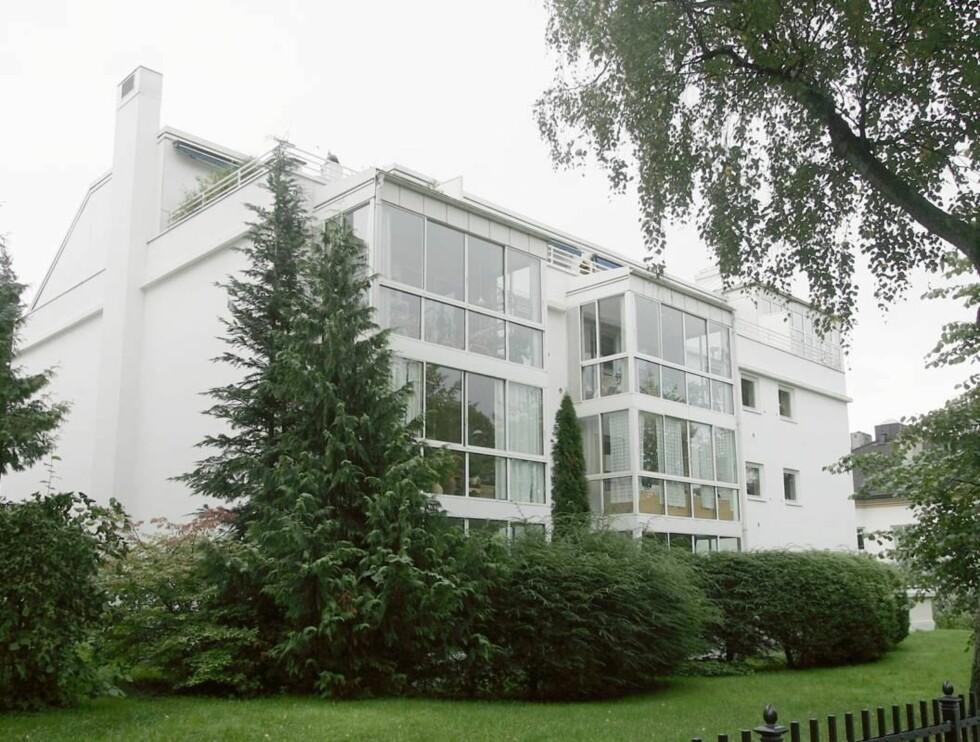 SOLGT: Flatlands leilighet i andre etasje er solgt for 3,12 millioner kroner. Foto: Andreas Fadum, Se og Hør