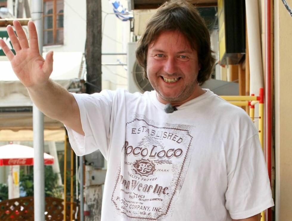 COMEBACK: Svein blir med en sesong til - han har nemlig fått jobb på Kreta. Foto: TV3