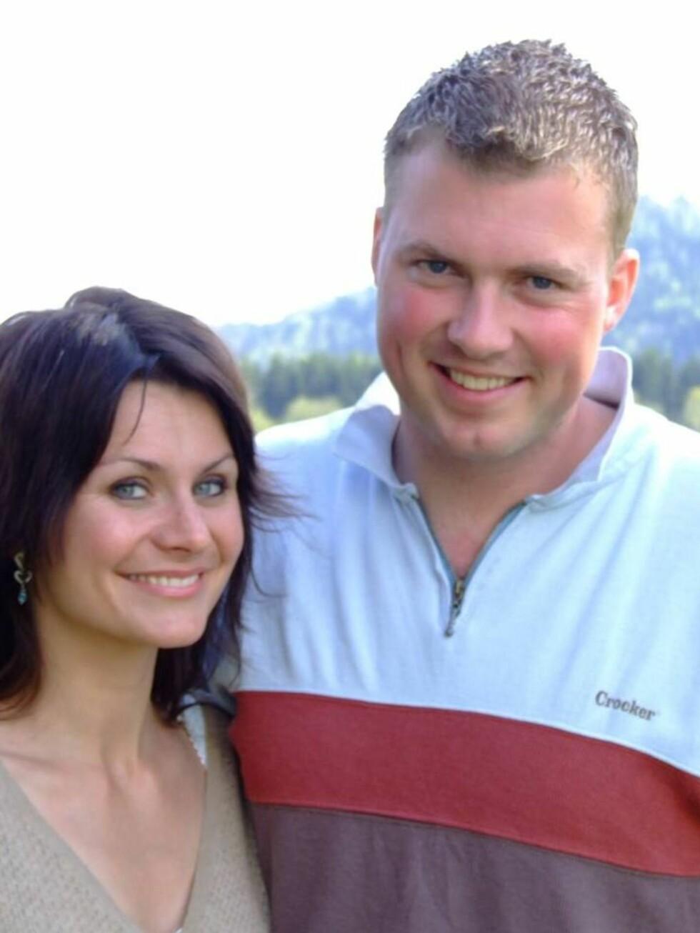 JAKTER PÅ KJÆRLIGHETEN: Med Kathrine Moholt som Kirsten Giftekniv skal bonden Tore Jardar Johannessen finne kvinnen i sitt liv. Foto: TV 2