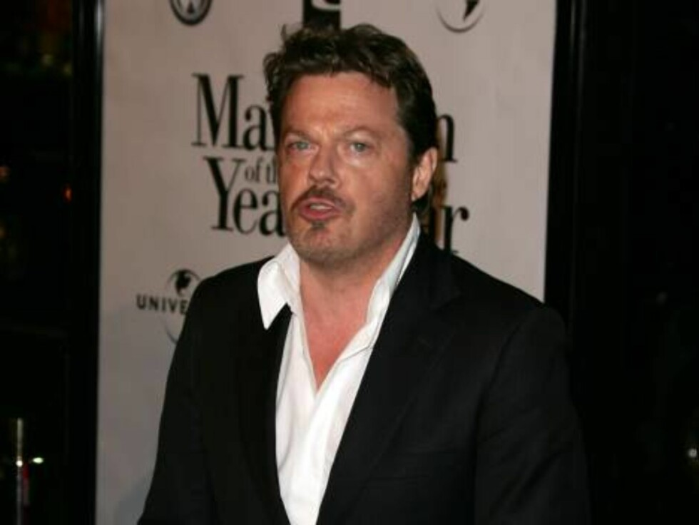 Hollywood 2006-10-04  Man of the Year Premiere, Grauman's Chinese Theatre, Hollywood, California .   Pictured: Eddie Izzard  Photo: Juan Rico/FamePictures   Code 4002/Rico  COPYRIGHT STELLA PICTURES Foto: Stella Pictures