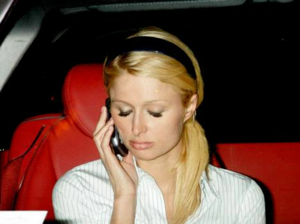 DATET: Travis Barker hadde et kort forhold til Paris Hilton under seperasjonen fra Shanna Moakler. Foto: All Over Press