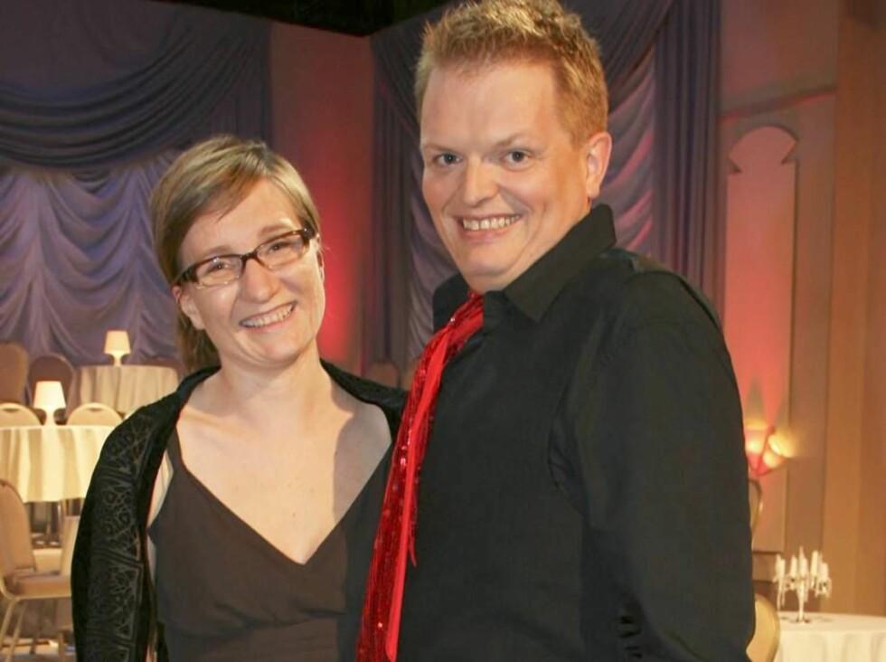 MATCH: Eirik giftet seg med kona Jorunn i 2004. Ifølge han, er de er skikkelig nerdepar. Foto: Tore Skaar, Se og Hør