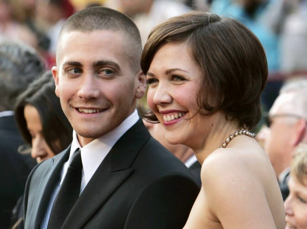 BROR: Maggie og Jake har begge gjort det stort i Hollywood. - Vi elsker hverandre høyt, har Jack uttalt. Foto: AP/Scanpix