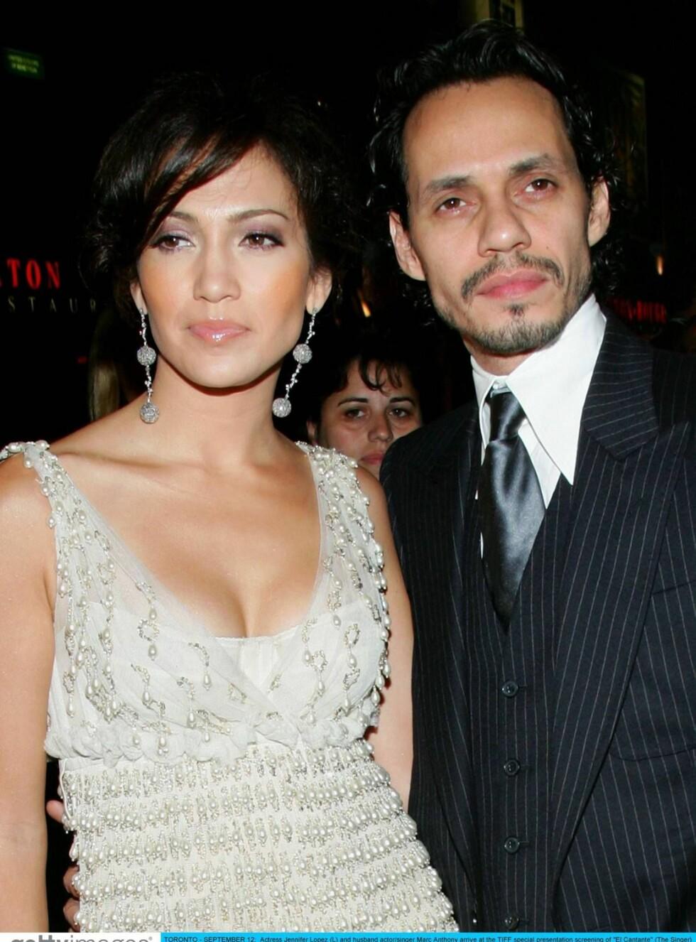 KAN IKKE SE Å HA MOTTATT: Jennifer Lopez har visstnok ikke betalt for to flyturer. Det lønner seg ikke... Foto: All Over Press