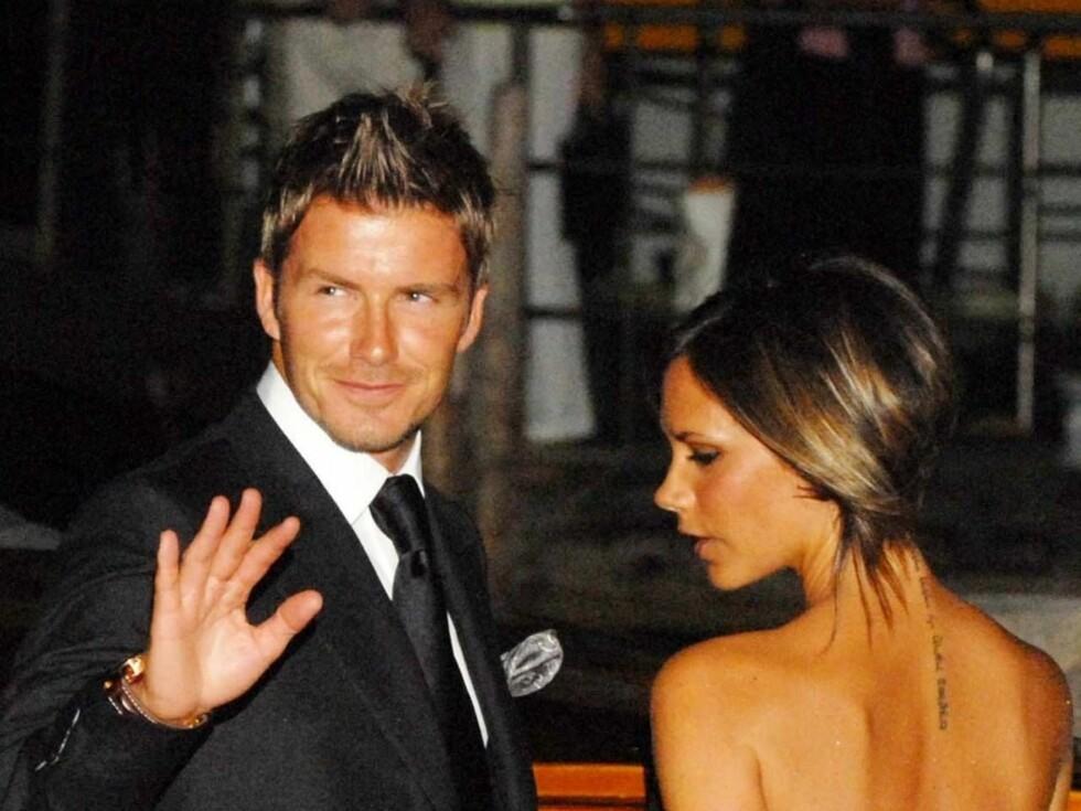 IKONER: Det er ingen tvil om at dette paret er populært. Kanskje litt for populært for enkelte? Foto: Stella Pictures
