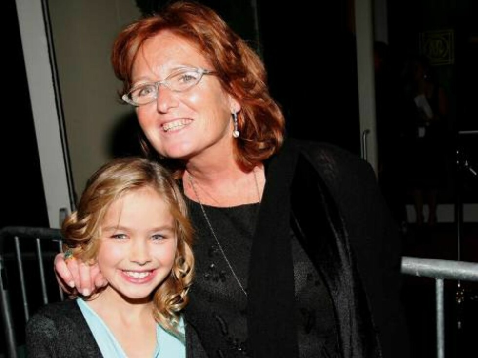 NEW YORK - OCTOBER 06: Courtney Kennedy Hill and daughter Saoirse Kennedy Hill attend the Speak Truth To Power Memorial Benefit Gala at Pier Sixty, October 6, 2006 in New York City.  (Photo by Evan Agostini/Getty Images) *** Local Caption *** Courtney Ken Foto: All Over Press