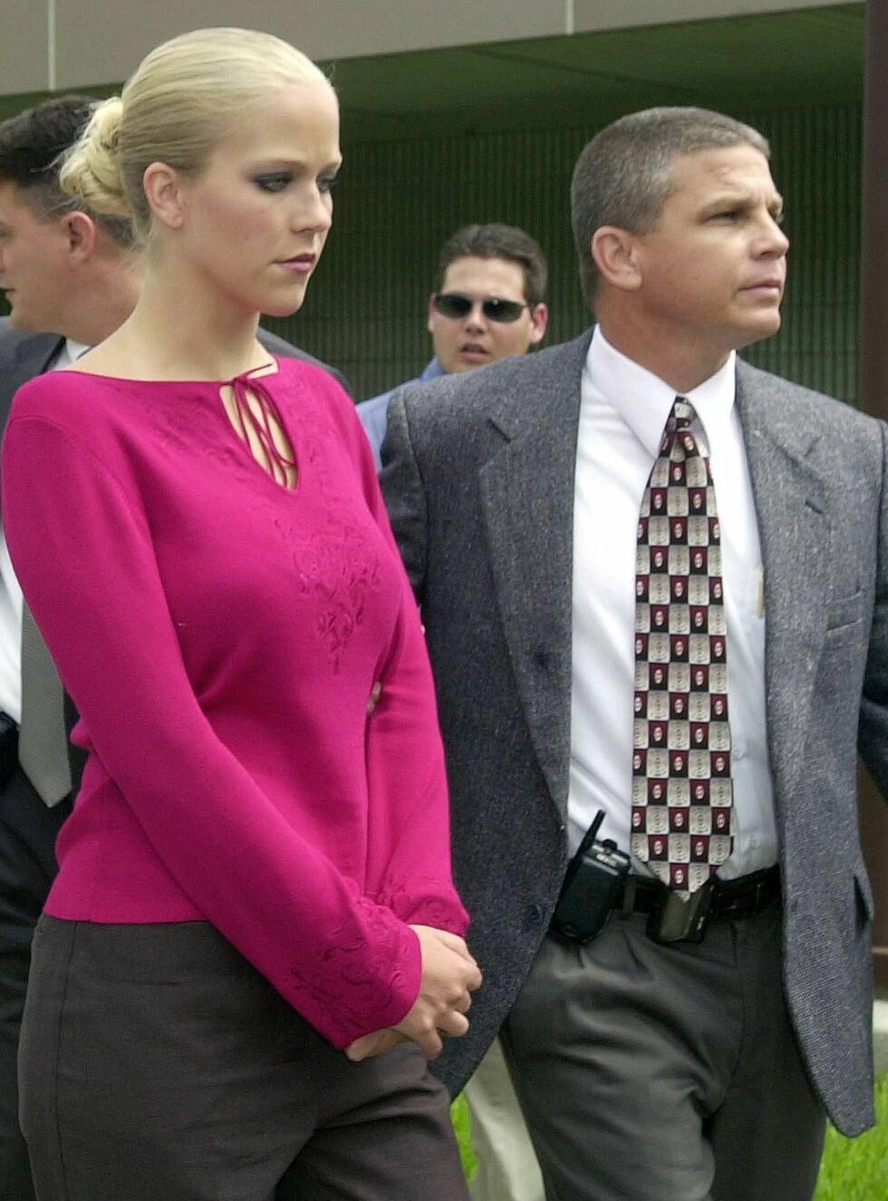 TILTALT: Debra ble dømt til ti års fengsel for å hatt sex med en 14-åring. Foto: AP/Scanpix