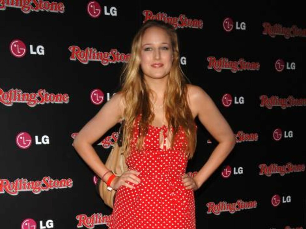 LOS ANGELES 2006-10-03  Leelee Sobieski attends the Rolling Stone Magazine party to celebrate the 20th annual Hot List at the Stone Rose Lounge. Los Angeles, October 3, 2006. (Pictured: Leelee Sobieski ).   Photo: Lionel Hahn/AbacaUsa  Code: 4001/A33875   Foto: STELLA PICTURES