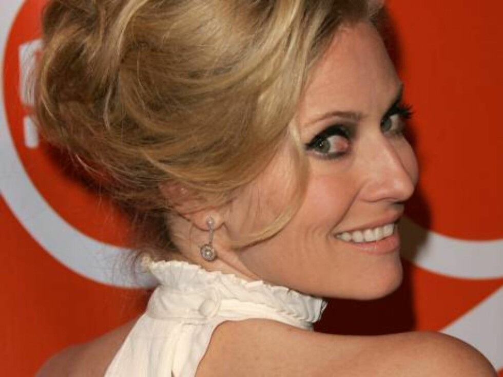 Emily Procter spiller Calleigh. Foto: Stella Pictures