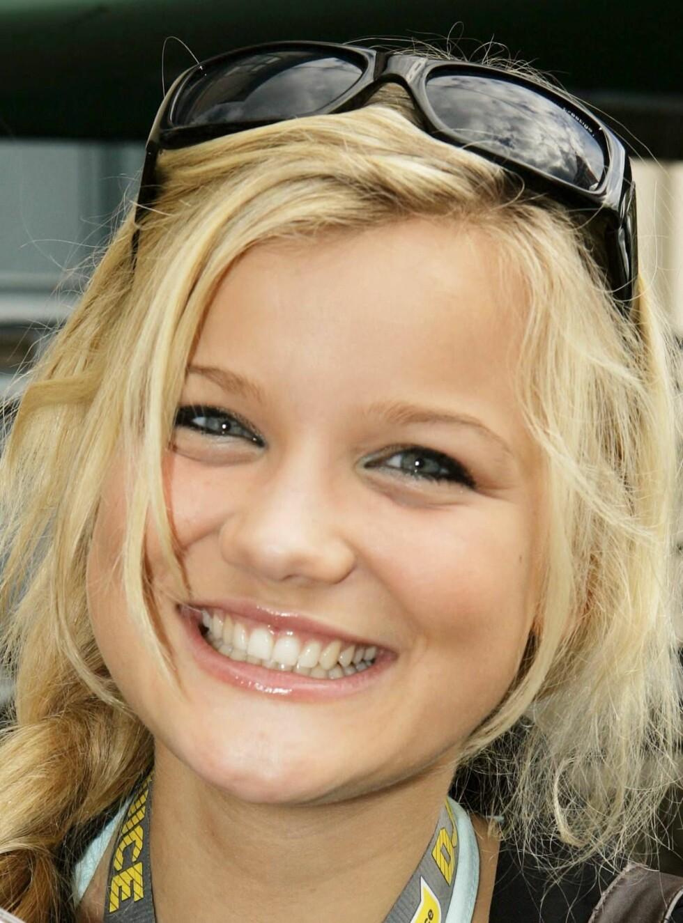 SØT: Sandra har virkelig funnet tonen med Hege Tørresdal. Foto: Se og Hør