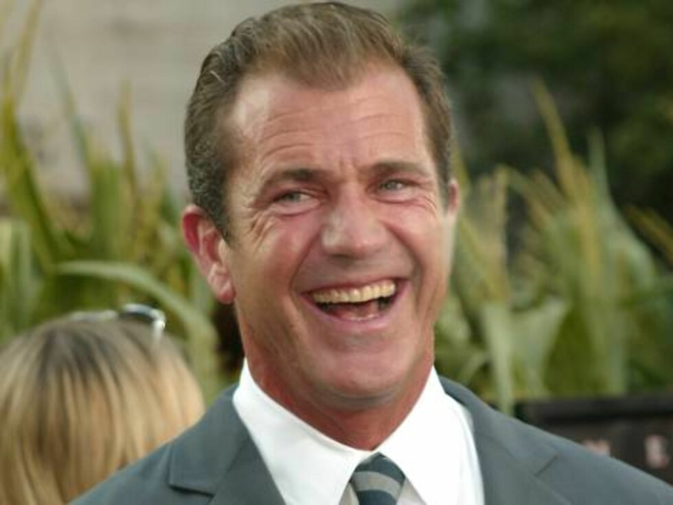 """Actor Mel Gibson arriving at the """"Signs"""" World Premiere at Alice Tully Hall  in New York City. July 29, 2002.  Photo: Evan Agostini/ImageDirect / ALL OVER PRESS Foto: All Over Press"""