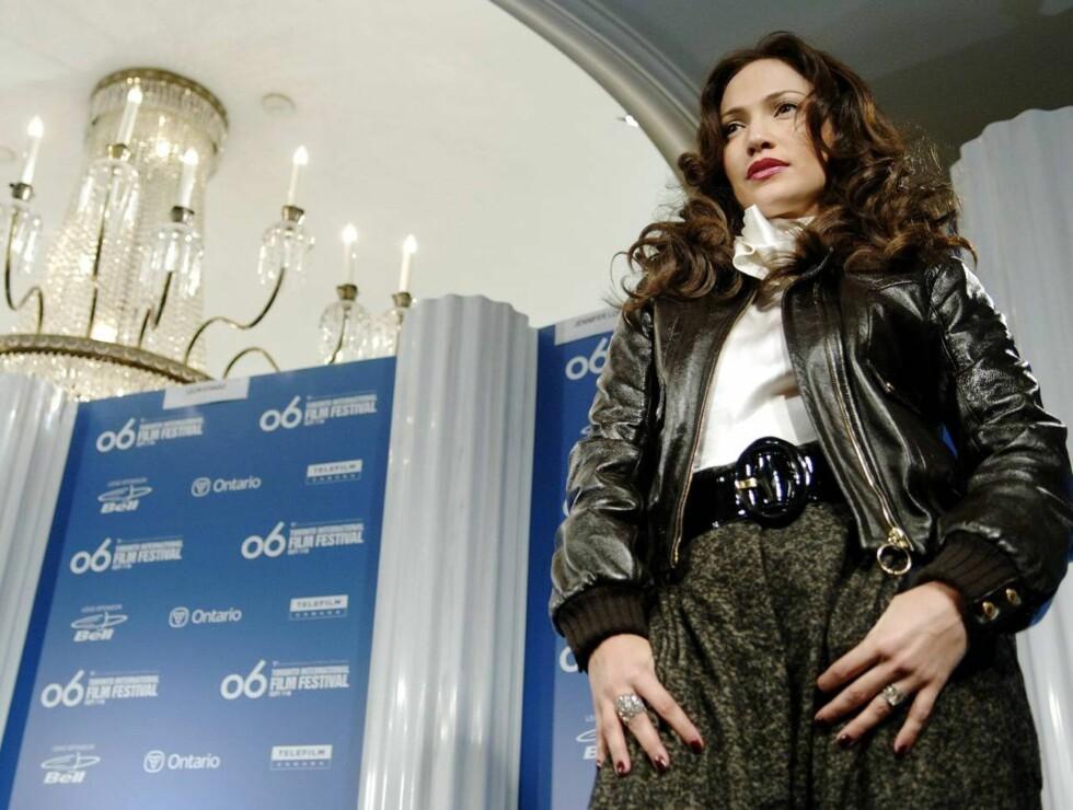 VANT: Hvilken pris sangerinnen Jennifer Lopez vant, kan du se i bildespesialen vår. Foto: AP/Scanpix