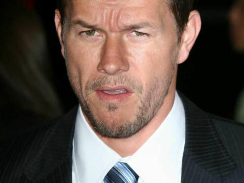 Det samme gjør Mark Wahlberg! Foto: Stella Pictures