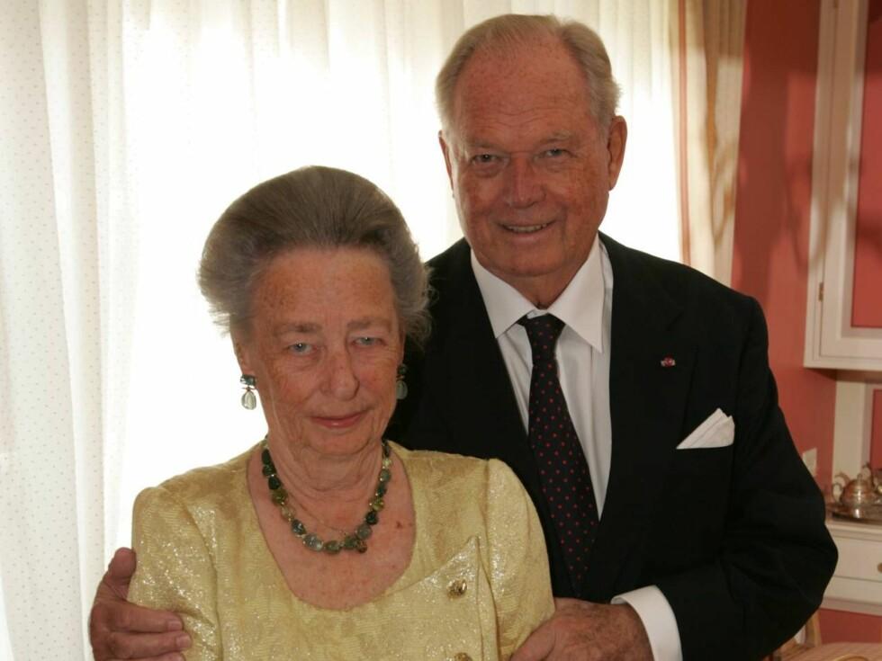 VAR UTRO: Erling Lorentzen innrømmer å ha vært utro mot prinsesse Ragnhild. Foto: Se og Hør, Tor Kvello