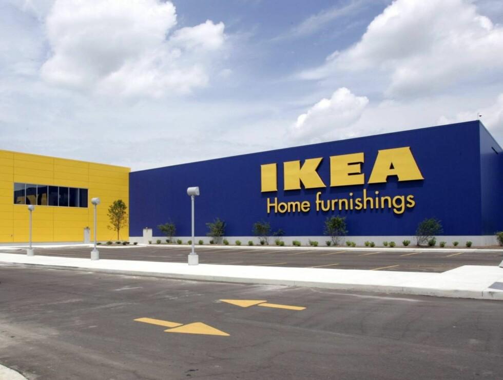 KUNST? IKEA solgte billige malerier i stor stil. Foto: AP/SCANPIX