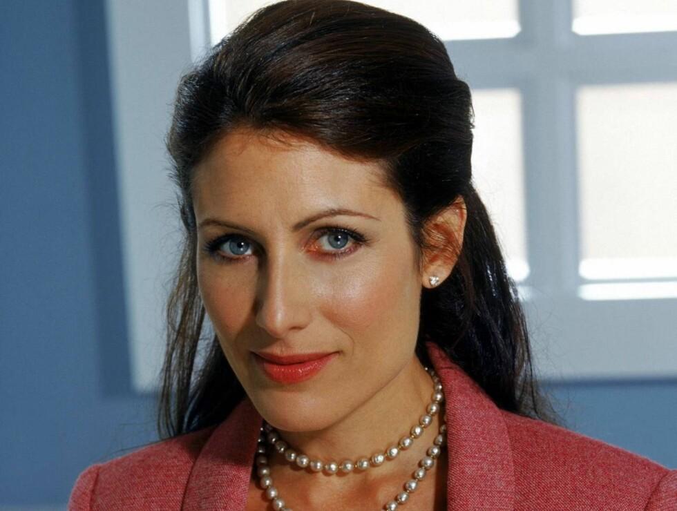 House: Doktor Lisa Cuddy (Lisa Edelstein) er sykehusdirektør.  Fotograf : NBC/Universal.  Foto: NBC