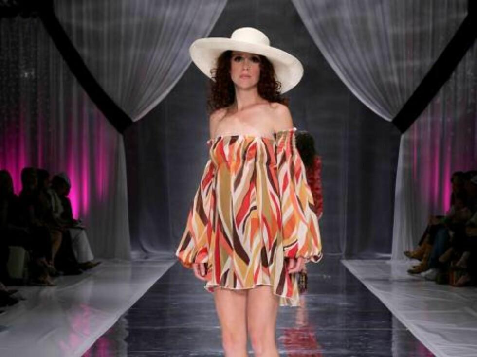 VÅRLIG: Jacqueline Conoir Spring 2007 Fashion Show. Foto: All Over Press