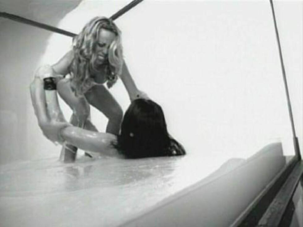 "3. Mariah Careys ""Heartbreaker"". Foto: Fra videoen"