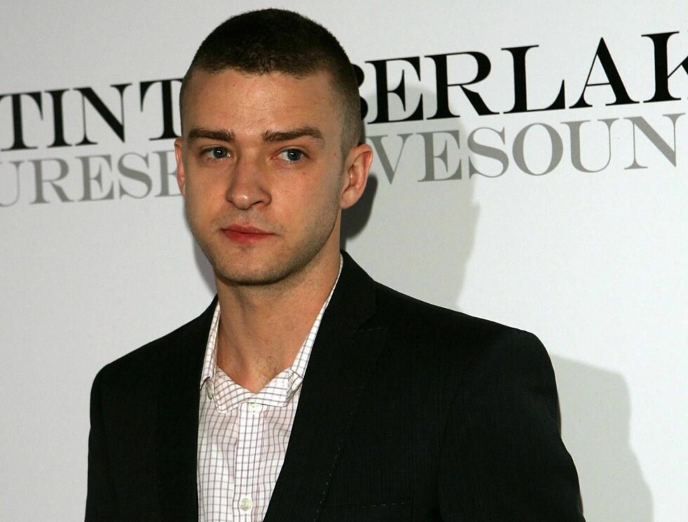 BETUTTET: Mye taler for at Justin Timberlakes popularitet er dalende... Foto: All Over Press