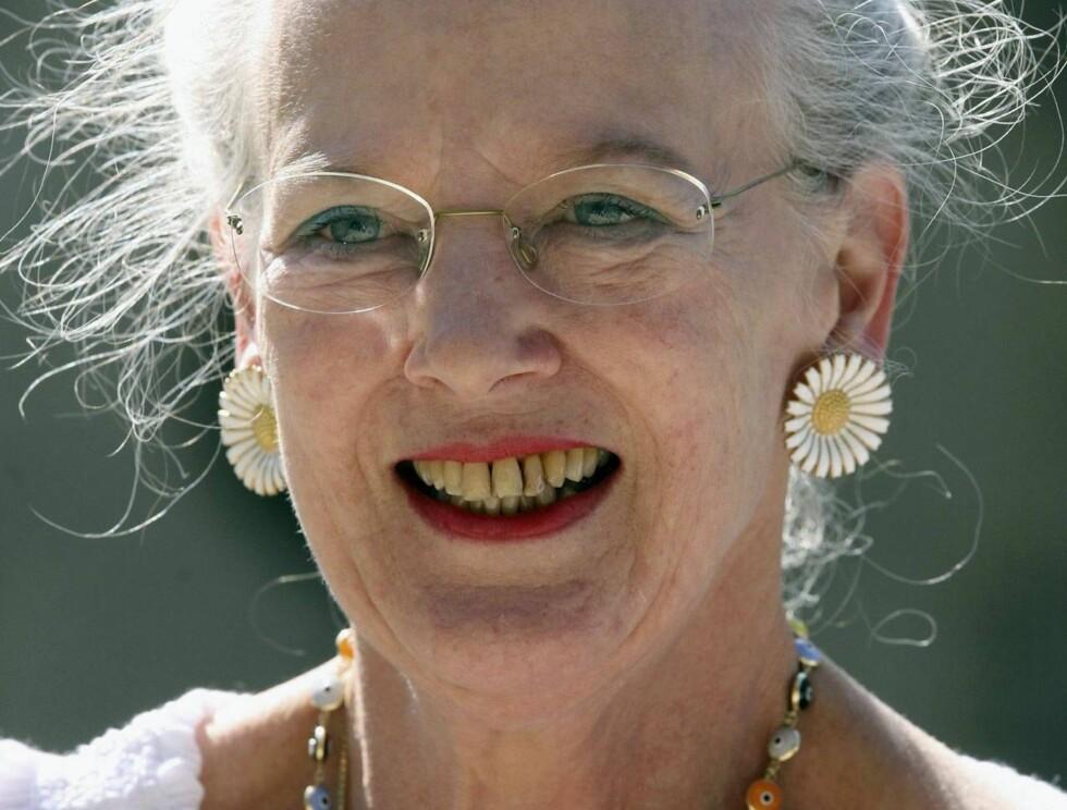 HJEMME IGJEN: Nå hviler dronning Margrethe ut på Fredensborg slott. Foto: All Over Press