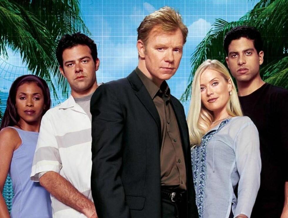 SJOKKERTE: For andre gang dukker et virkelig lik opp i CSI!