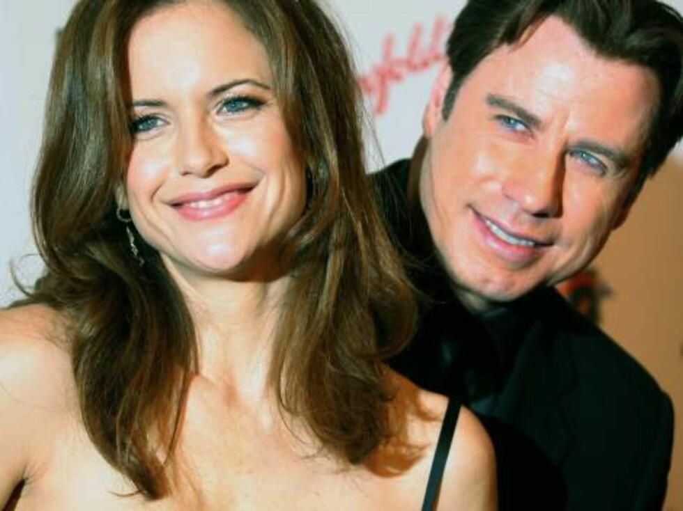 Skuespillerkona til John Travolta, Kelly Preston. Foto: AP/Scanpix