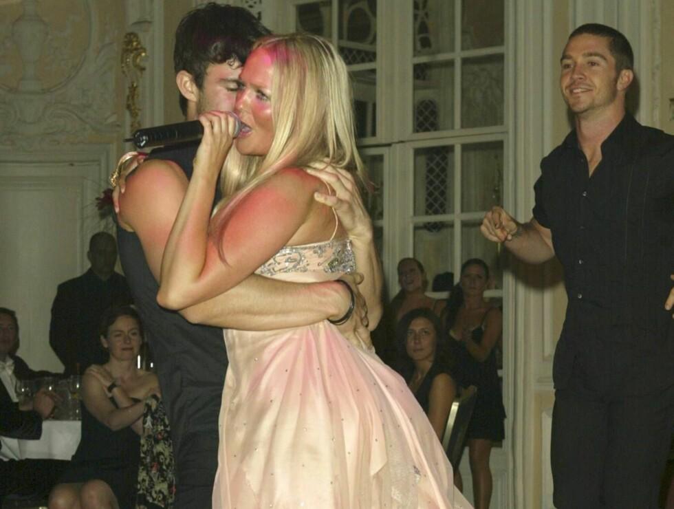 """BABY SPICE: Emma Bunton håper på et oppsving i karrieren etter at hun har blitt med i engelske """"Skal vi danse?"""" Foto: All Over Press"""