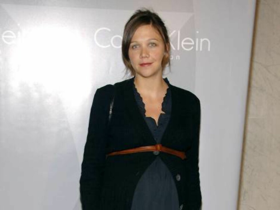 NEW YORK - SEPTEMBER 14: Actress Maggie Gyllenhaal attends Francisco Costa's Spring 2007 Calvin Klein Collection for Women after party on September 14, 2006 in New York City.  (Photo by Andrew H. Walker/Getty Images) *** Local Caption *** Maggie Gyllenhaa Foto: All Over Press