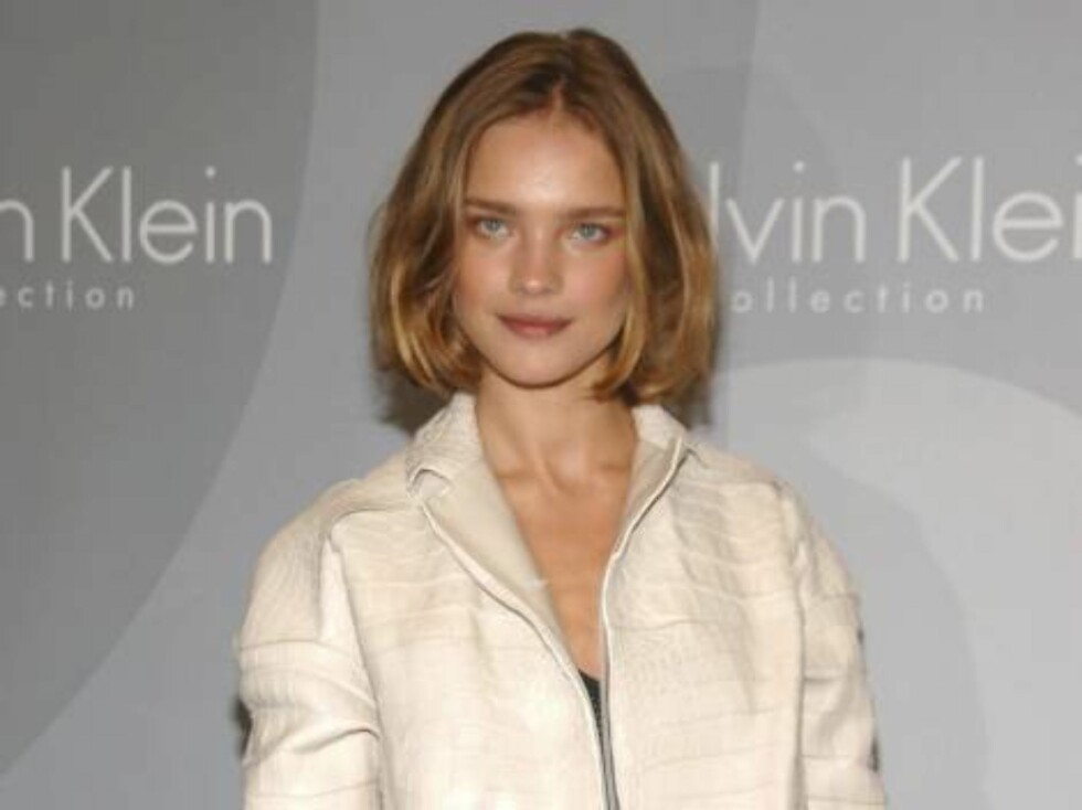 NEW YORK - SEPTEMBER 14: Model Natalia Vodianova attends Francisco Costa's Spring 2007 Calvin Klein Collection for Women after party on September 14, 2006 in New York City.  (Photo by Andrew H. Walker/Getty Images) *** Local Caption *** Natalia Vodianova  Foto: All Over Press