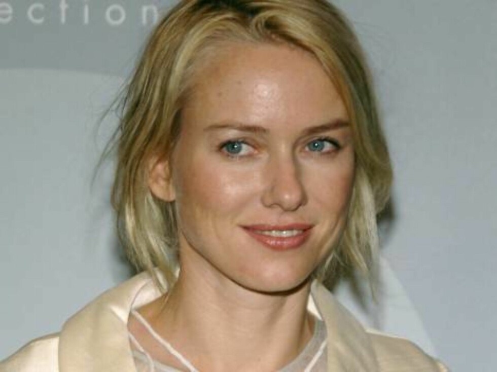 NEW YORK - SEPTEMBER 14: Actress Naomi Watts attends Francisco Costa's Spring 2007 Calvin Klein Collection for Women after party on September 14, 2006 in New York City.  (Photo by Andrew H. Walker/Getty Images) *** Local Caption *** Naomi Watts  * SPECIAL Foto: All Over Press