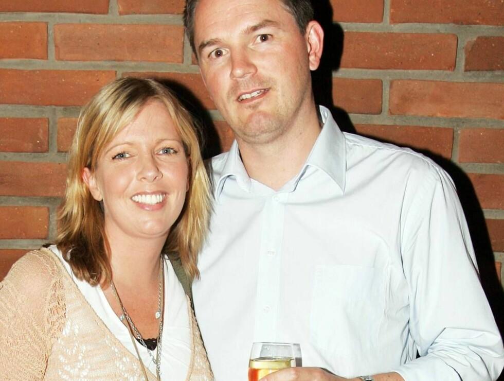 ROCKESJEF: Silje Stang giftet seg med Rune Hafskjær for to år siden. Nå venter de barn. Foto: Andreas Fadum/Se og Hør